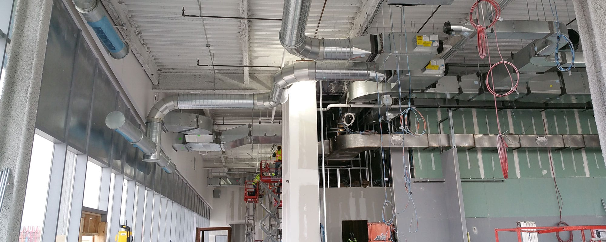 Sheet Metal and Air Conditioning – Sheet Metal & Air Conditioning